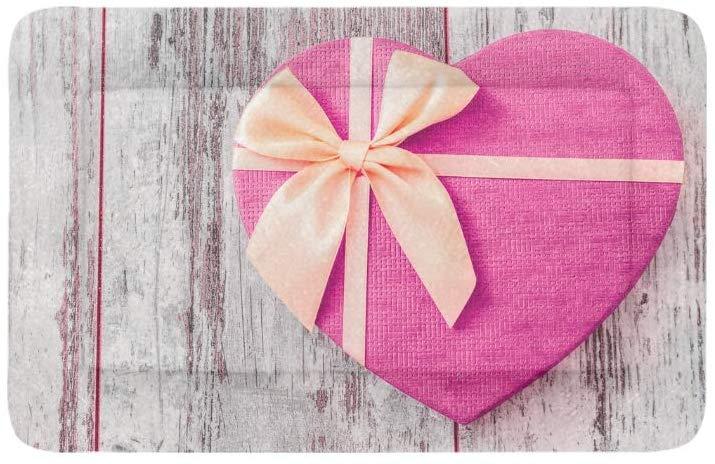 saint valentin chat Tapis  avec le thème : Coeur  Boîte à Cadeaux