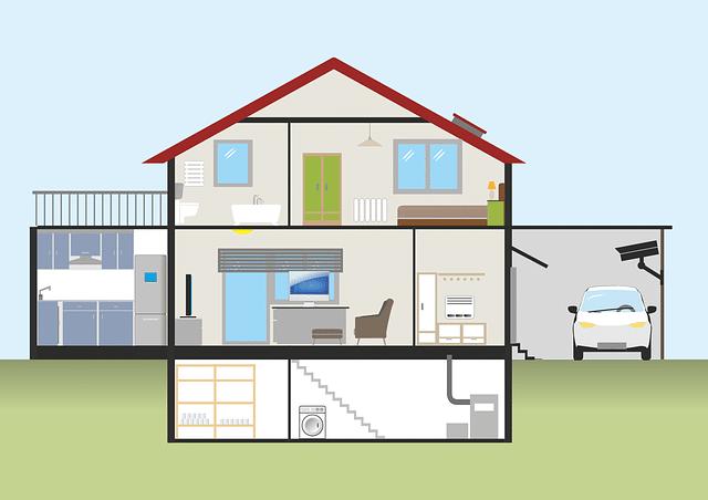 interieur logement : territoire chat