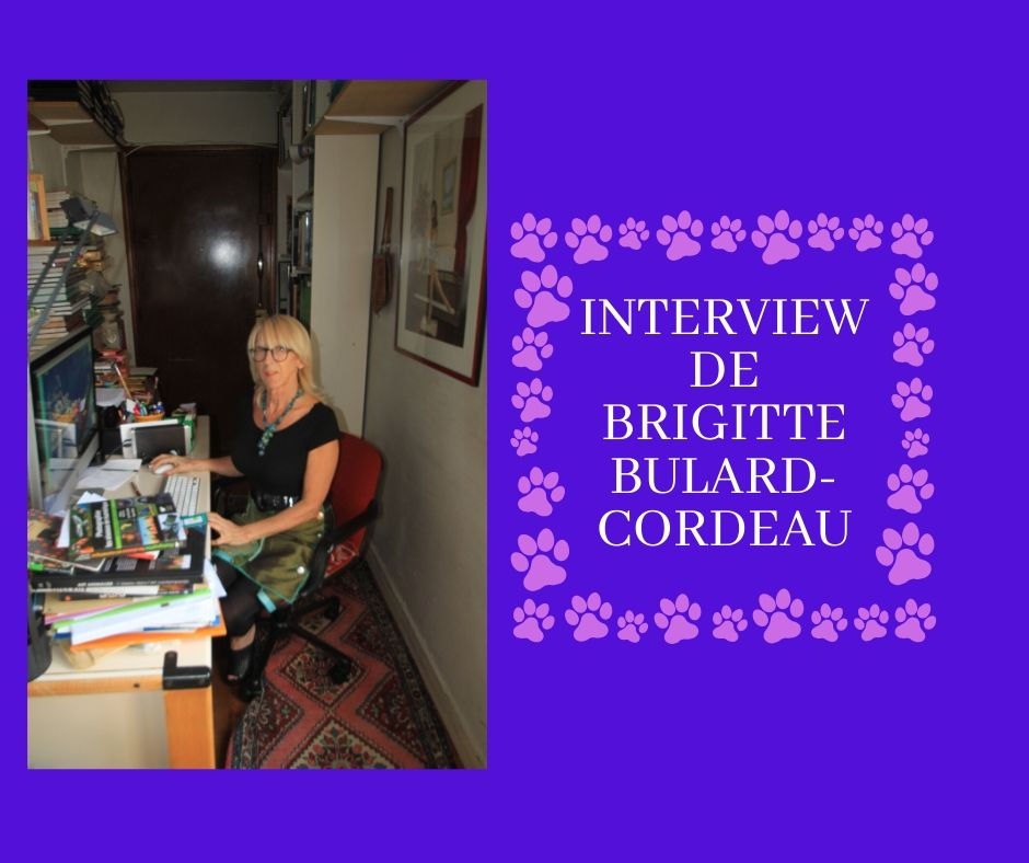 L'Interview de Brigitte Bulard-Cordeau - rédactrice en chef de « Matou chat »