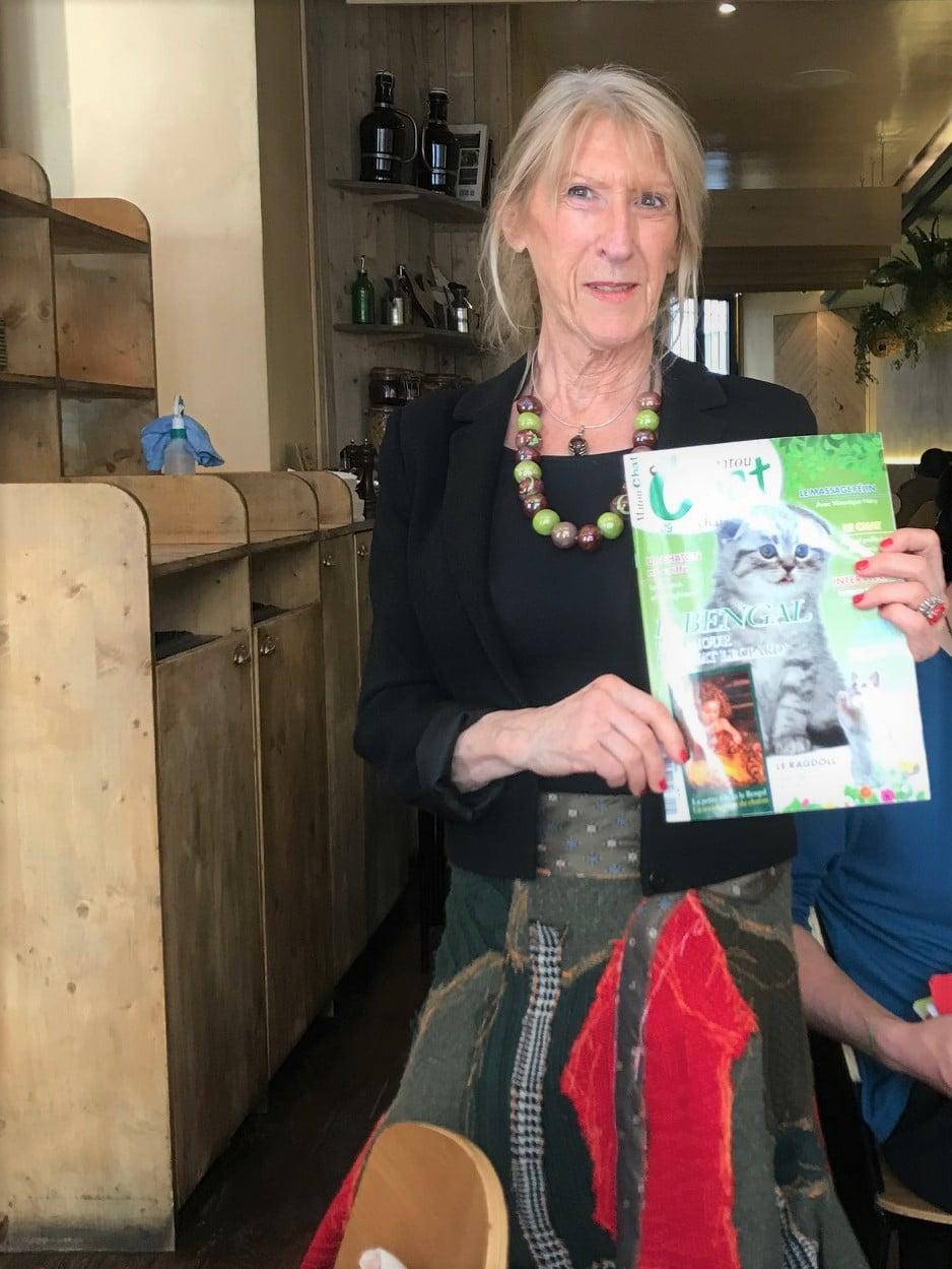 Interview de Brigitte Bulard Cordeau