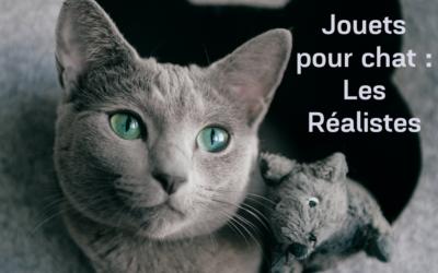 Jouets pour chat : les Réalistes