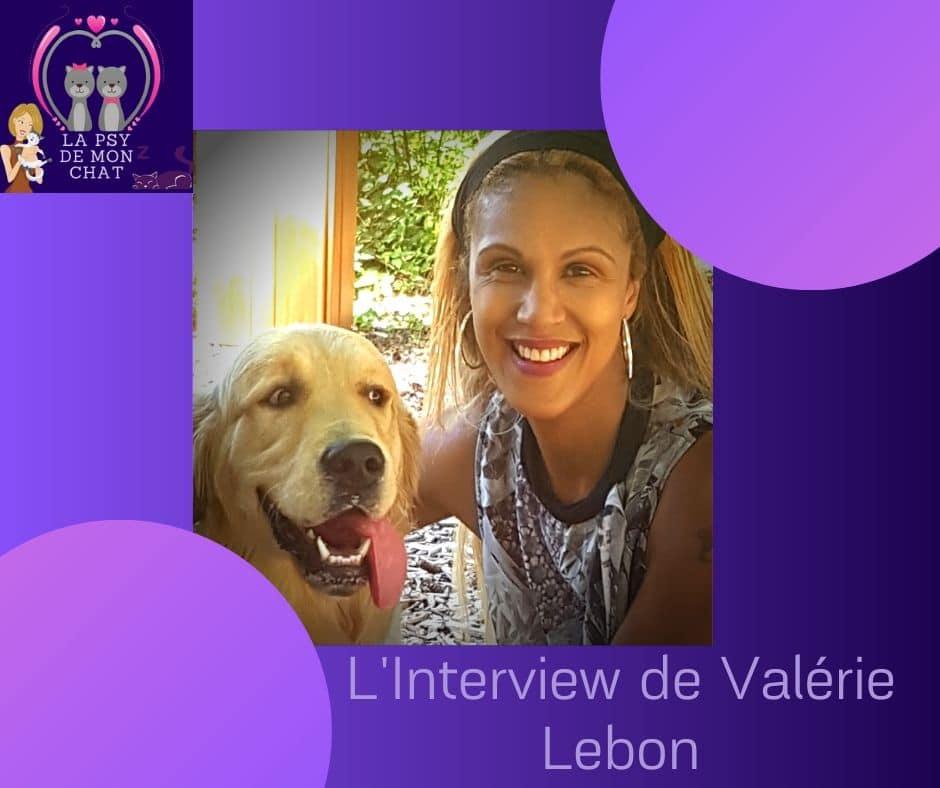 interview de valérie Lebon -