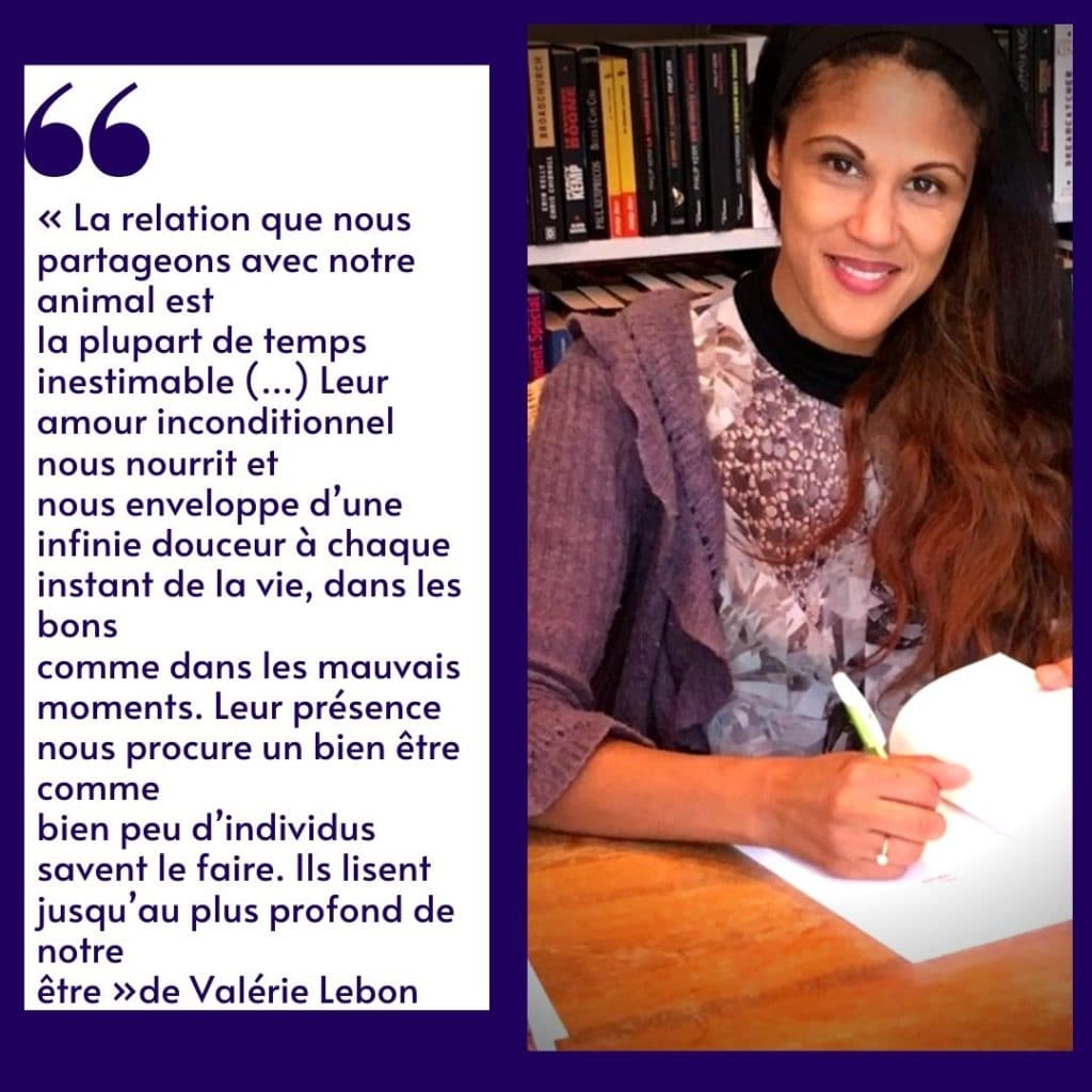 interview de valerie Lebon -