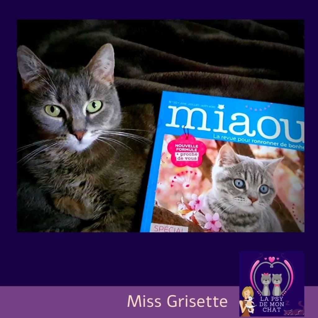 la revue Miaou