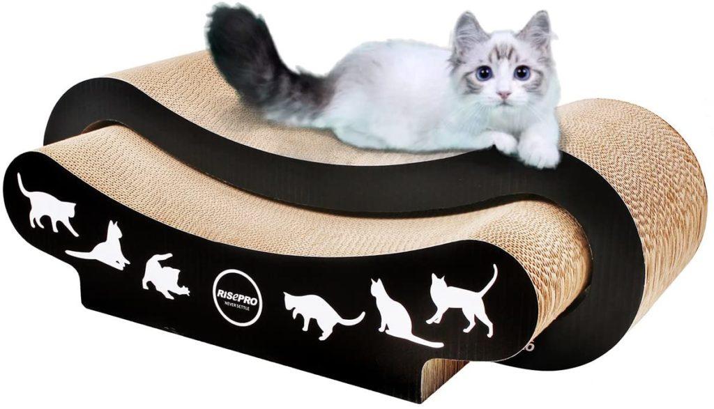 lit griffoir chat