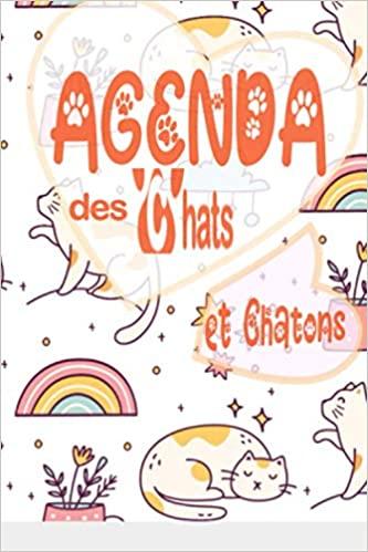 Agenda des Chats et Chatons Kawaii de Neko Sama