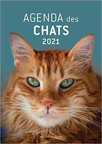 Agenda des chats de Modus Vivendi