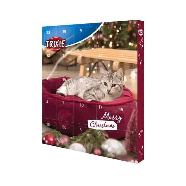 Calendrier de l'Avent pour chats de chez Trixie