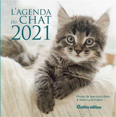 L'agenda du chat 2021