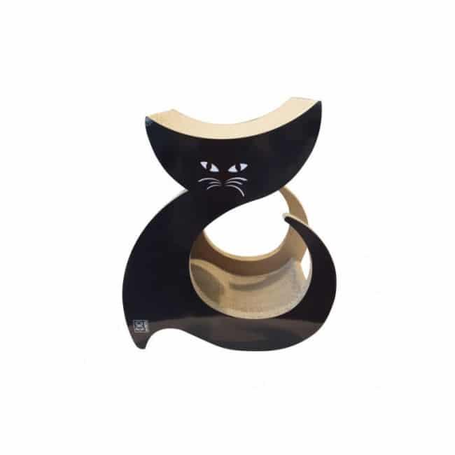 Griffoir en carton pour chat Seattle de chez M-Pets