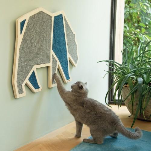 Griffoir mural Blue Bear de chez Beeztees