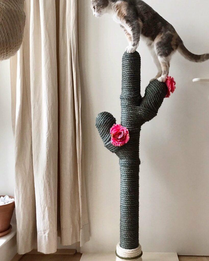 griffoir CACTUS pour chat grand modèle