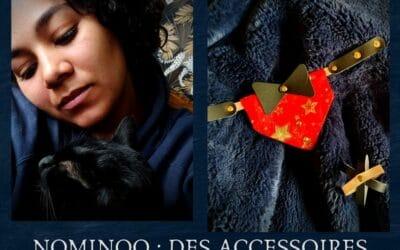 Nominoo : Des accessoires éthiques et écologiques pour chat