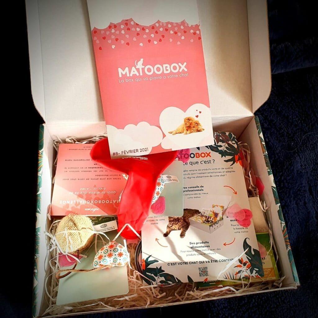 matoobox février 2021
