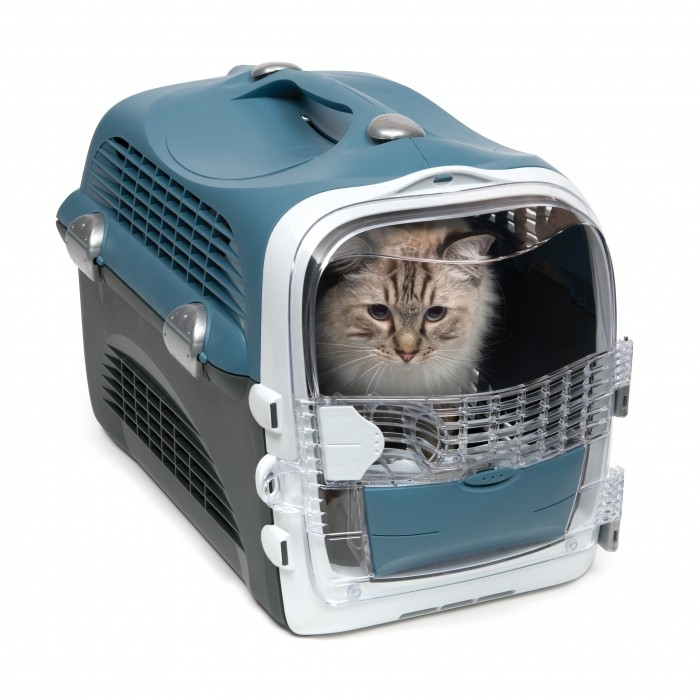 Caisse de transport Pet Cargo Cabrio de chez Cat It
