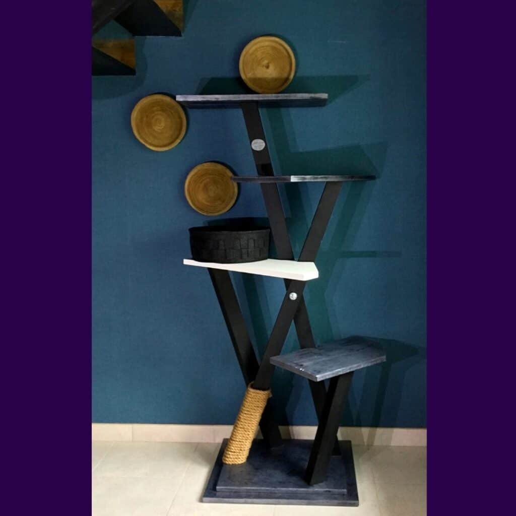 arbre à chat - ultra design -