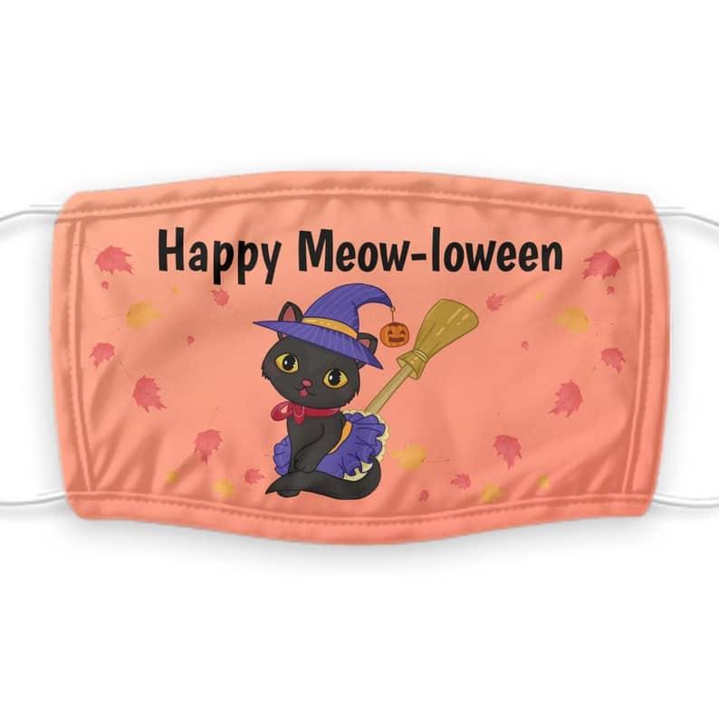 Masque Happy Meow-loween